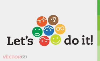 Logo Let's do it! - Download Vector File CDR (CorelDraw)