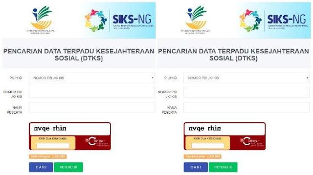 Cara Cek Kepesertaan Bansos Covid-19 Berupa Rp 600.000 per Bulan, Klik cekbansos.siks.kemsos.go.id