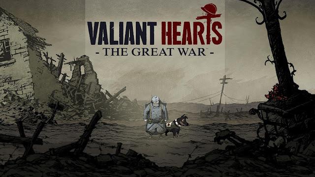 Valiant Hearts: The Great War APK + Datos SD