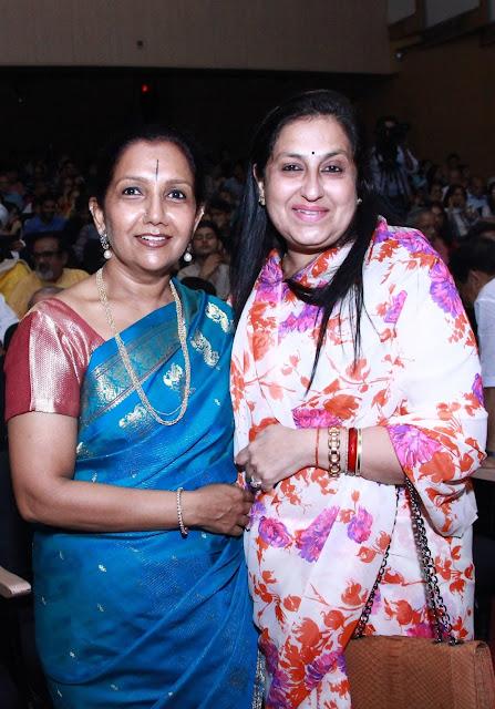 Kaushalya Reddy with Rajkumari Alka Rani Singh