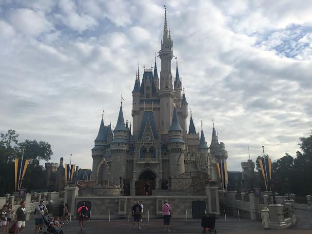 Cinderella Castle Magic Kingdom Disney World