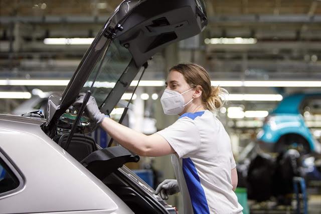 Volkswagen retoma produção de T-Cross e Polo na Europa
