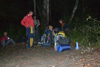 jalur pendakian gunung willis via kediri