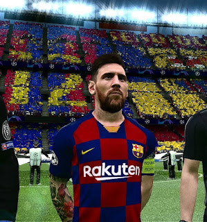 PES 2017 Next Season Patch 2020 Option File Season 2019/2020