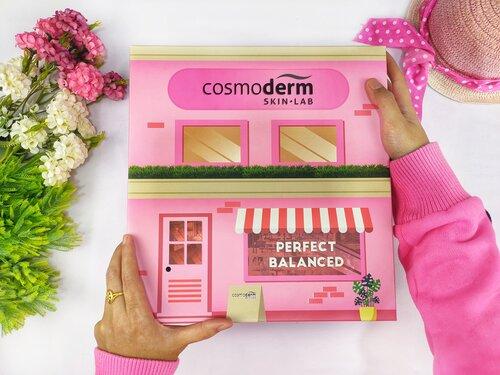 Cosmoderm Perfect Balanced dengan Khasiat Prebiotic dan Calamine untuk Kecantikan