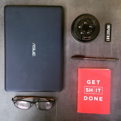 Get Shit Done To Do List and Work Essentials
