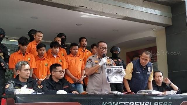 40 Kali Curi Motor, Sepak Terjang Bandit Asal Lampung Pimpinan Joni Saputra