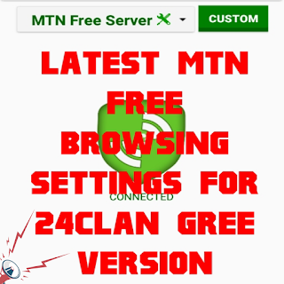 MTN free browsing cheat