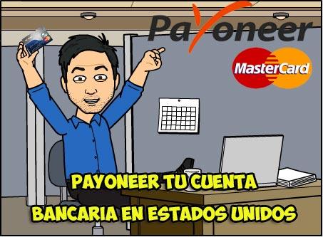 Payoneer Tu Cuenta Bancaria en Estados Unidos