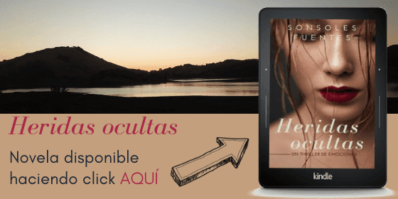 Novela Heridas ocultas de Sonsoles Fuentes disponible en este enlace