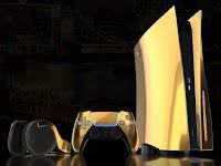 Hanya Untuk Sultan. PS5 Berlapis Emas??