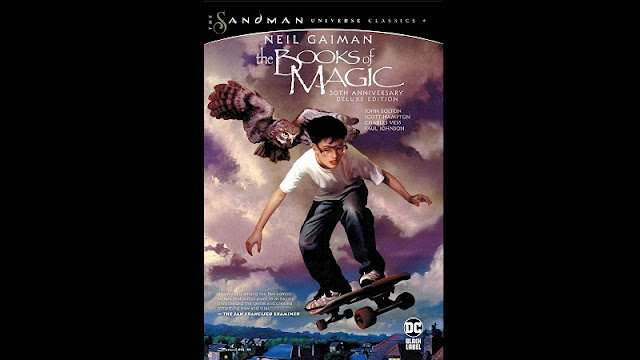 Books of Magic (1990-1991)
