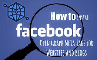 Mengatasi Gambar Posting Blog yang Tidak Muncul Saat Share ke Facebook