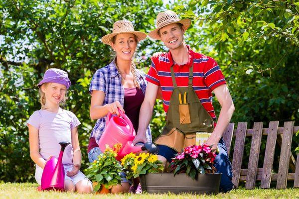A kertészkedés jót tesz a testi és a lelki egészségnek