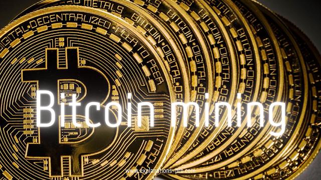 Bitcoin mining, how is Bitcoin mined