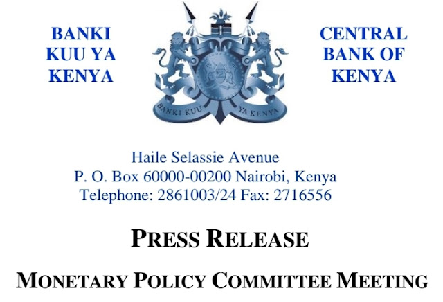 Central Bank of Kenya (CBK)
