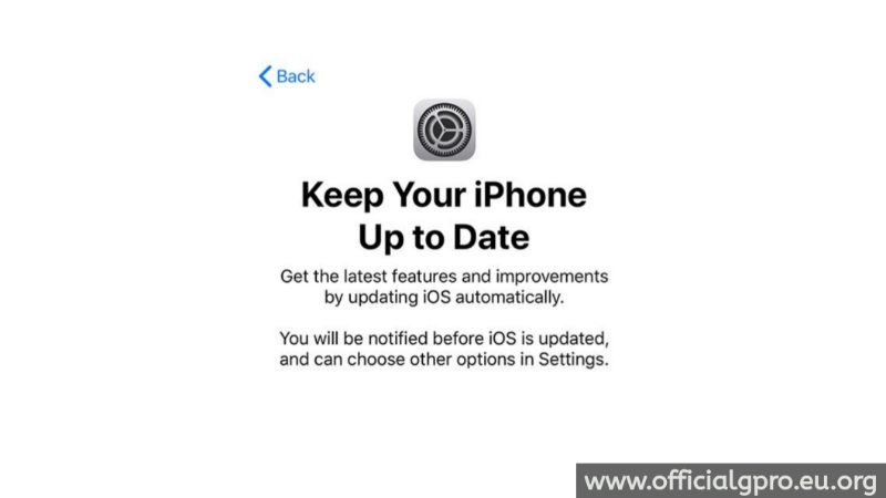 Cara Update iOS Agar Bisa Otomatis