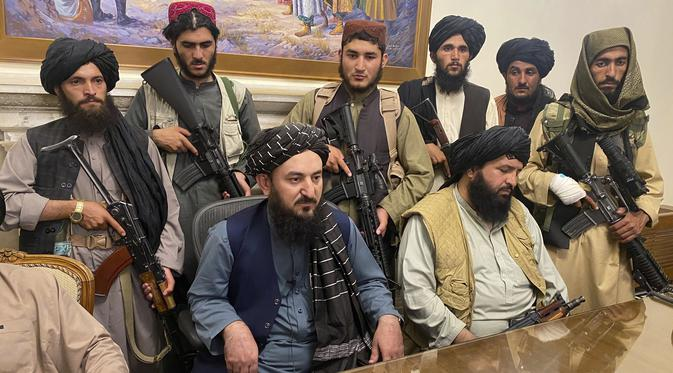 Taliban Ucapkan Selamat HUT ke-76 RI: Kemenangan Kami Mirip Kemerdekaan Indonesia!