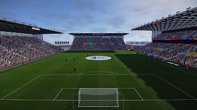 PES 2020 bet365 Stadium