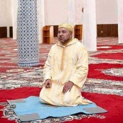 دعـــاء الــمــؤمــنــيـــن لأمــيــر المــؤمــنــيــن /ملك المغرب و سلطان إفريقيا