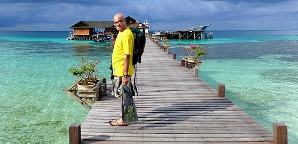 Scuba Diver Malaysia