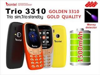 bontel 3310 trio