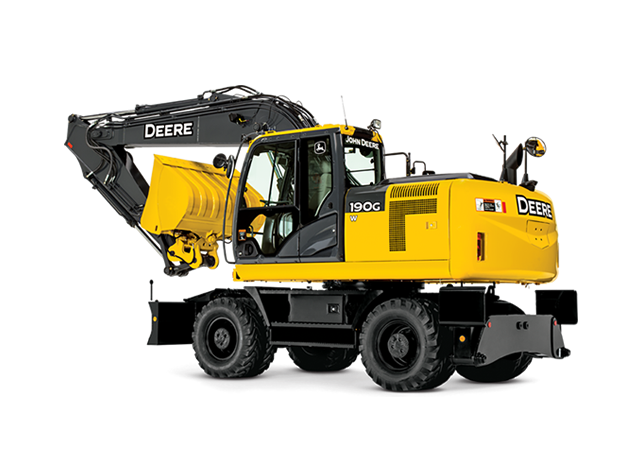 John Deere Excavators 190G W