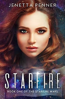 Starfire - dystopian romance set in a new world book promotion Jenetta Penner