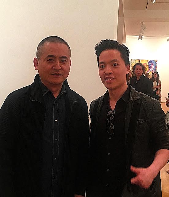 羅卓睿 and 曾梵志