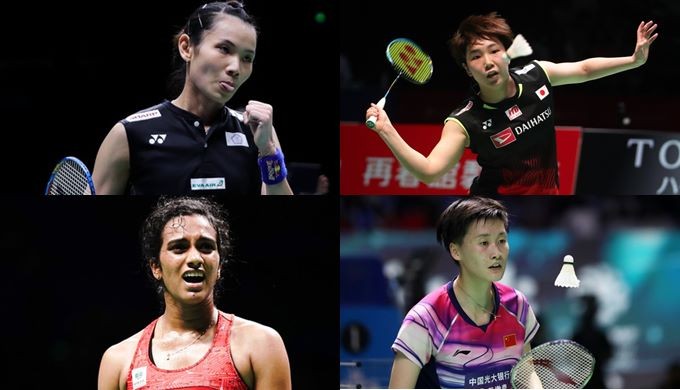 Tunggal Putri BWF World Tour Finals 2019