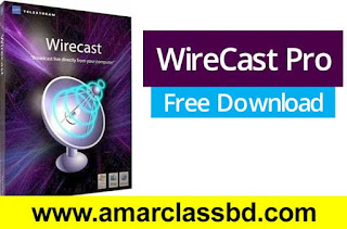 Telestream wirecast pro broadcast & live streaming for pc or Mac full free download [ last update ]