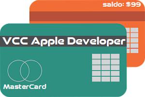 Jual VCC Apple Developer Untuk Upload Apps / Game ke App Store