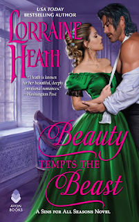 ARC Review: Beauty Tempts the Beast by Lorraine Heath