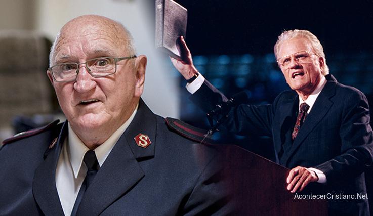 Testimonio de George Palmer, hombre que intentó matar a Billy Graham