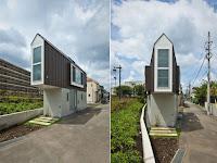 Narrow House, Rumah Kurus yang sedang Trend di Dunia