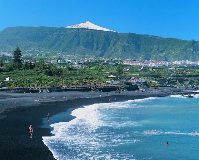 Vulcão El Teide em Tenerife