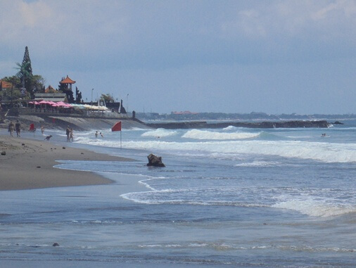 Surf At Echo Beach Bali, Echo Beach Surf Bali