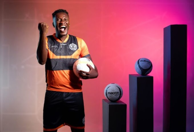 Asamoah Gyan Unveiled by Legon Cities FC
