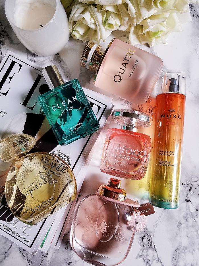 Meine Top 6 Sommer Düfte 2018 - Boucheron, Coach, Nuxe, Clean, Jimmy Choo, L`Occitane - Madame Keke Luxury Beauty Blog