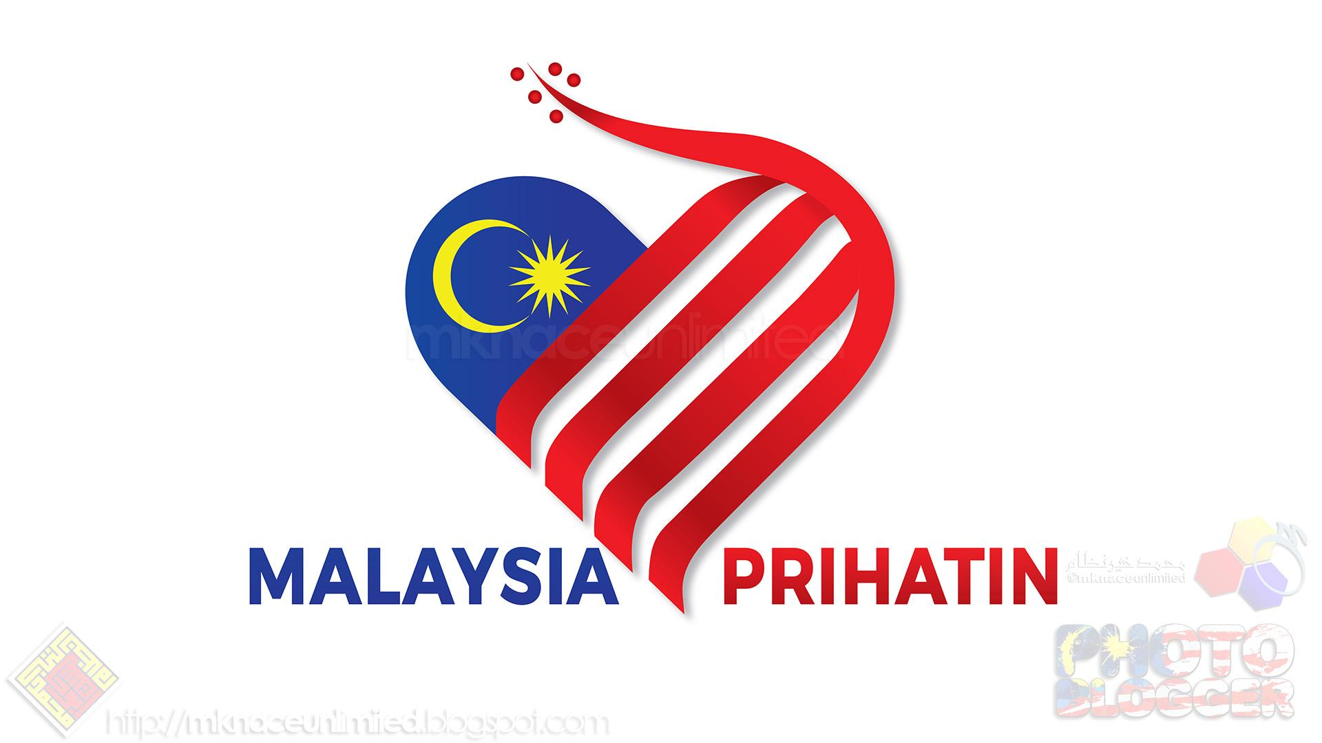 Contoh Gambar Poster Malaysia Prihatin