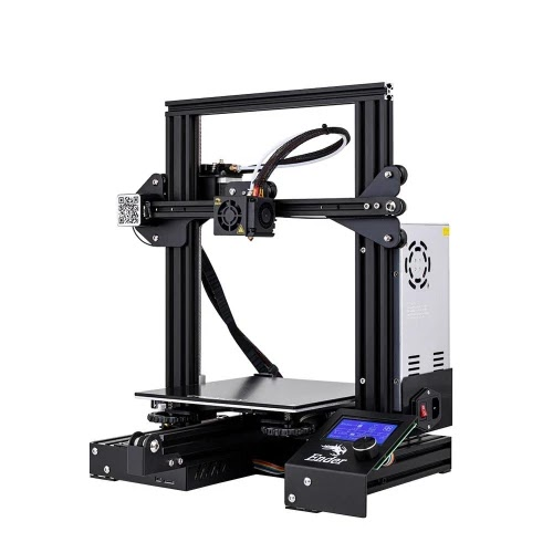 Review Creality Ender 3 3D