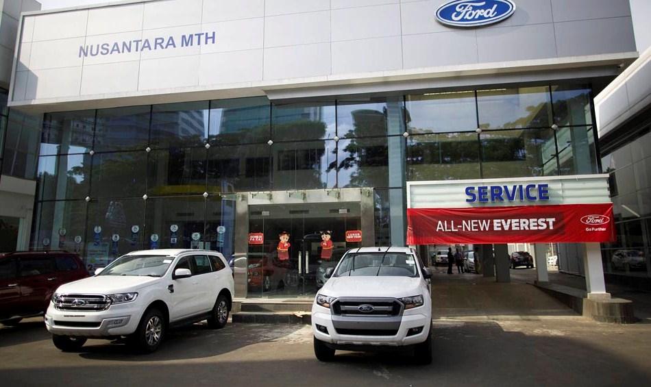 Dealer Mobil Ford Rugi Mobil Ford Tak Laku Yh