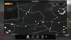 ets 2 google maps navigation night version screenshots 5