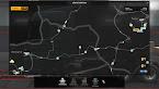 ets 2 google maps navigation night version screenshots 5