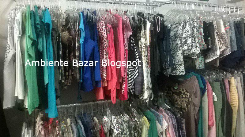 Fardo de roupa para bazar feminino