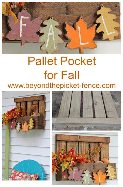 Pallet Wood Pocket