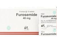 Furosemide - Kegunaan, Dosis, Efek Samping