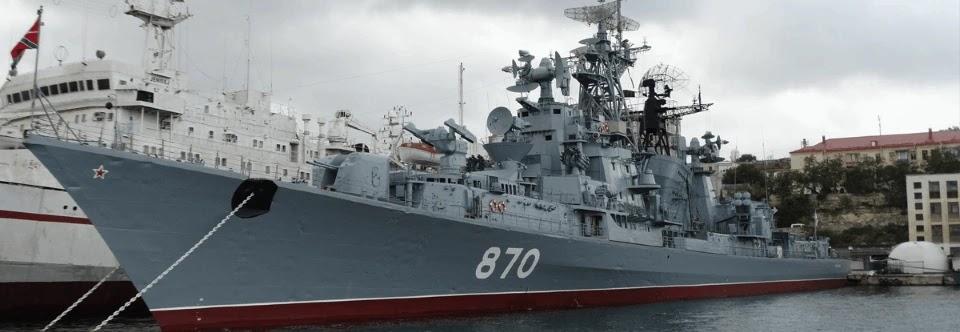 Росія списала корабель Сметливый