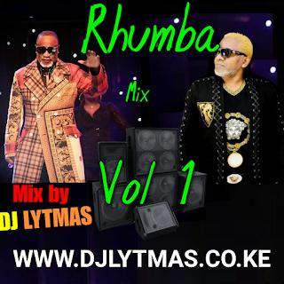 DJ LYTMAS - RHUMBA MIX 2019 VOL 1 (Koffi Olomide,Fally Ipupa,Madilu System)