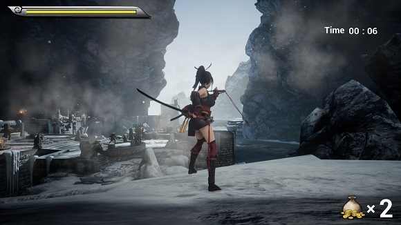 dual-blade-battle-of-the-female-ninja-pc-screenshot-1